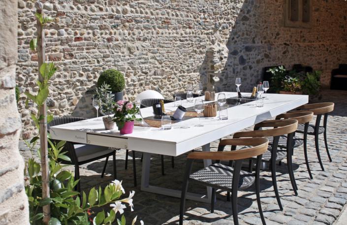 table design sur mesure haut de gamme