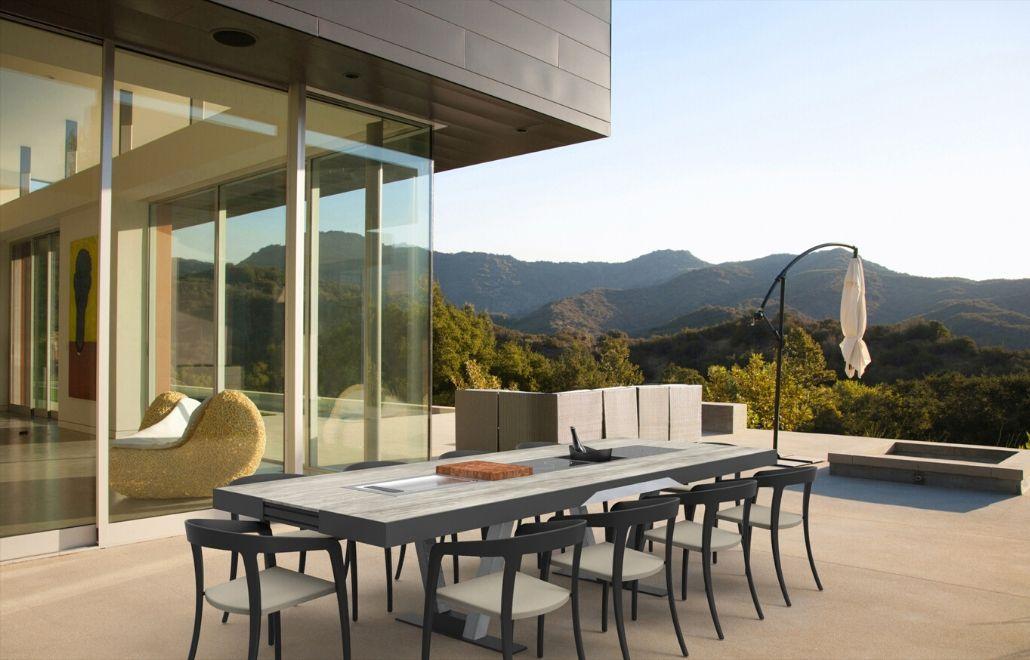 table-d'extérieur-design-haut-de-gamme