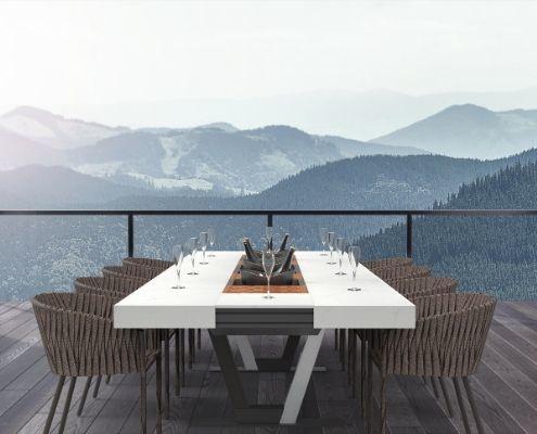 table-d'extérieur-design-sur-mesure