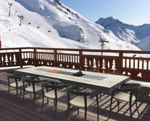 table-d'extérieur-modulaire-de-luxe